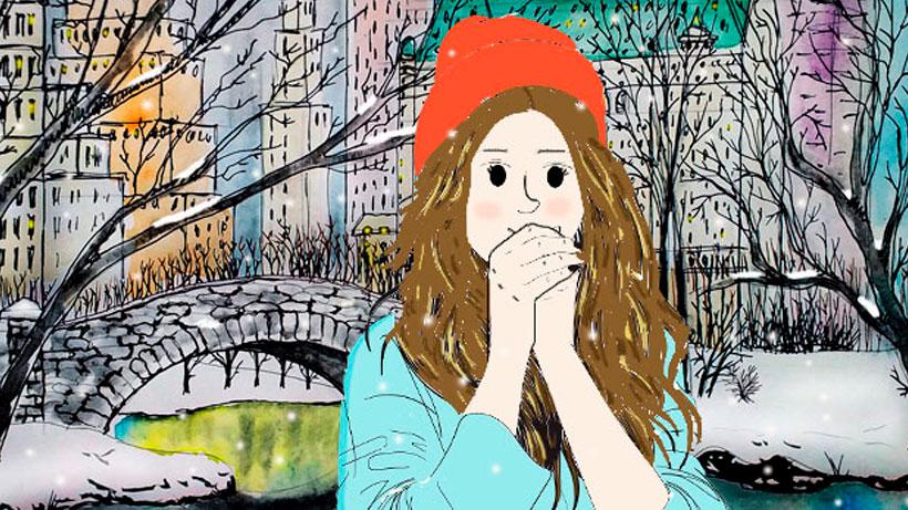 Un cuento de Navidad: Una Navidad en Nueva York