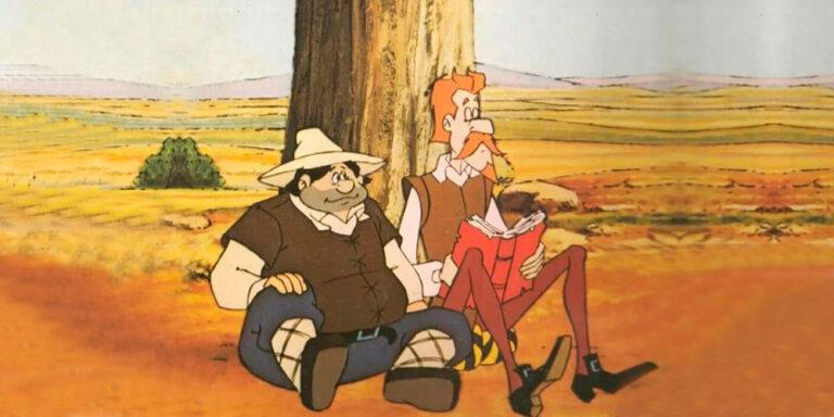 El capítulo de Don Quijote La historia del Cardenio